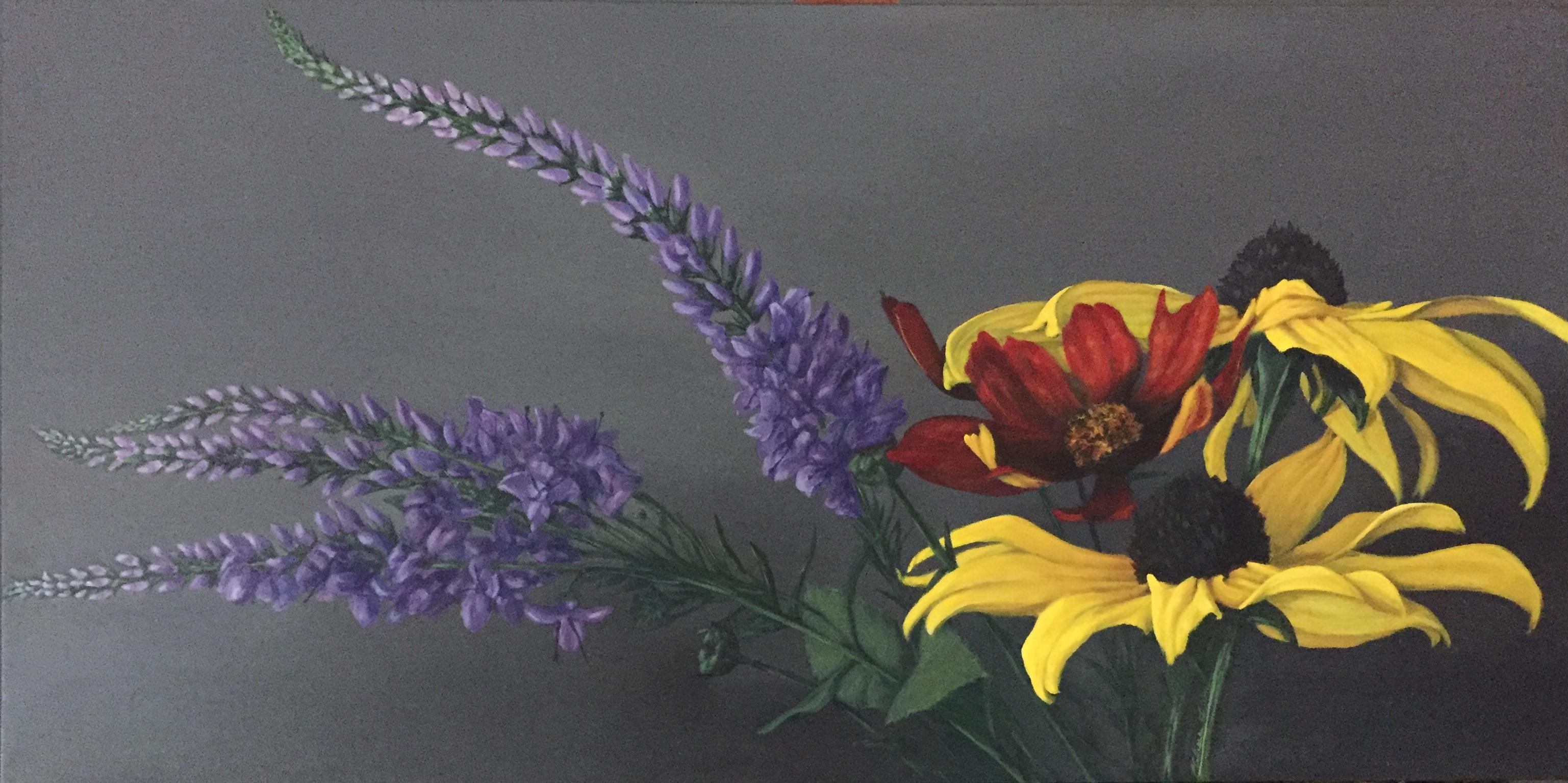 flower art, fine art